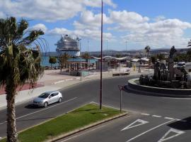 Hotel photo: Vivienda frente al mar