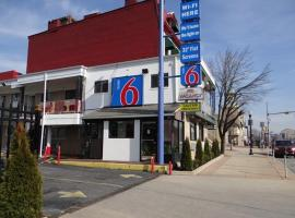Hotel Photo: Motel 6 Baltimore Downtown