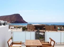 Hotel fotografie: Apartamentos Las Terrazas de Sotavento