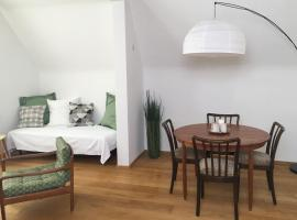 Hotel Photo: Gemütliches Appartment in Schlossnähe