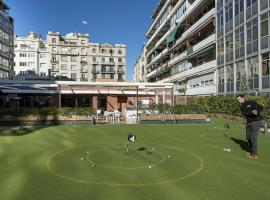 A picture of the hotel: Catalonia Barcelona Golf
