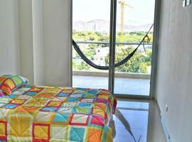Hotel fotografie: Excelente Apto Bello Horizonte