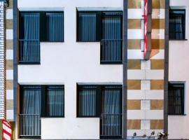 A picture of the hotel: Hotel Altera Pars