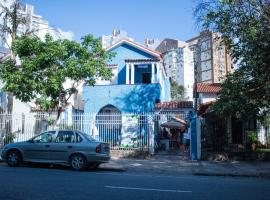 A picture of the hotel: Quintal do Mundo Hostel