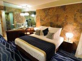 Hotel photo: Hotel Cascade Resort & Spa
