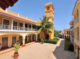 A picture of the hotel: Hotel Brisas Trinidad del Mar