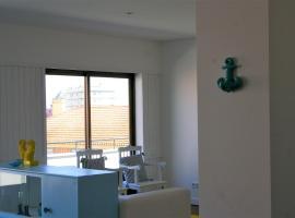 Foto do Hotel: Blue Apartment Parede Beach House