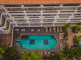 Hotel near Cambodgia
