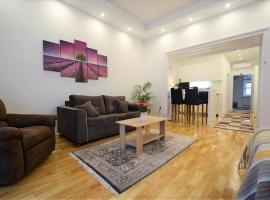 Hotel photo: Heart of Zagreb City Apartments