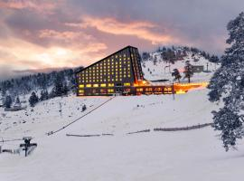 Hotel photo: Kaya Palazzo Ski & Mountain Resort