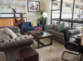 Hotel near Serra Leoa