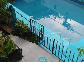 Hotel photo: Hotel Boutique Paseos Cuernavaca