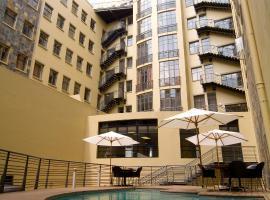 Hotel near Johannesburg