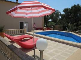 Hotel photo: Ferienhaus Casa Bandi mit Pool und