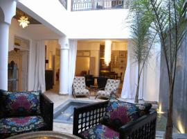A picture of the hotel: Riad Al Mansoura