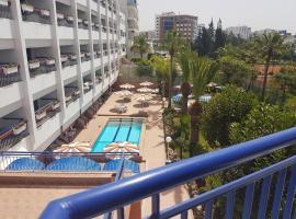 Hotel near Agadir