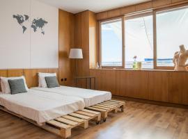 Hotel photo: Central Suite Private Terrace