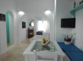 A picture of the hotel: Tilos Island house