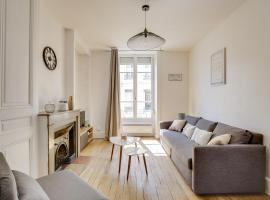 Hotel photo: Splendide appartement proche Saxe - Gambetta