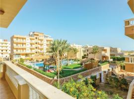 ホテル写真: Two-Bedroom Apartment in Hurghada