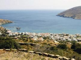 "Hotel photo: ""Harmony"" Apt in Stone Tower 1690 • Andros Island"