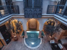 Hotel photo: Riad Ambre Et Epices