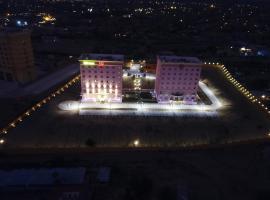 Hotel near Sumbe