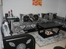 รูปภาพของโรงแรม: Appart' Marrakech Mabroka