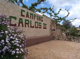 Hotel photo: Camping Carlos III