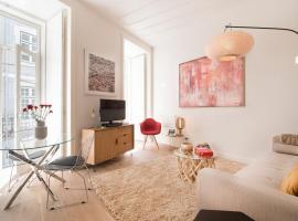 Hotel kuvat: Lisbon Rouge Apartment in the Lisbon Heart