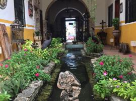 A picture of the hotel: Hotel San Miguel Arcangel