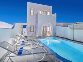 Hotel photo: Santorini Blue Senses Villas