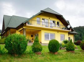 Hotel near Bieszczady