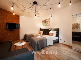 Hotel photo: Very Berry - Rybaki 13