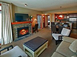Hotel photo: Suites at the Blackstone Mountain Lodge Condo