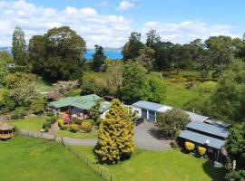 Hotel Photo: Mokoia Downs B&B