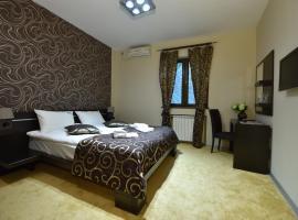 Hotel near Serbia