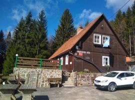 Hotel photo: Maribor Lodge