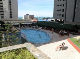 Hotel photo: Porto de Iracema Apartment 2 Quartos/ 2 Bedrooms)