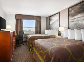 Hotel photo: Super 8 by Wyndham Regina