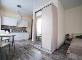 Hotel photo: Apartment at Tulpanov 3/5