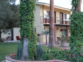 Hotel photo: Rancho El Campanario en La Ruta del Vino