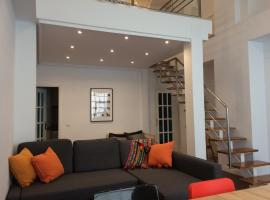 A picture of the hotel: LOFT in Barrio Prosperidad