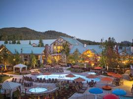 Hotel photo: Tenaya Lodge at Yosemite