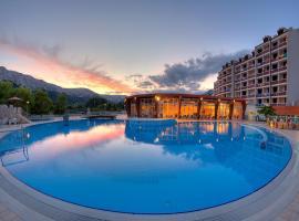 Hotel near Horvātija