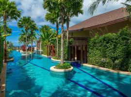 Hotel photo: Mandarava Resort and Spa, Karon Beach