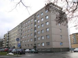 A picture of the hotel: Studio apartment in Pori, Länsipuisto 18