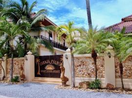 Hotel photo: Sibaja Palms Sunset Beach Luxury Villa