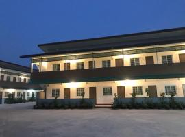 A picture of the hotel: Somjit Place