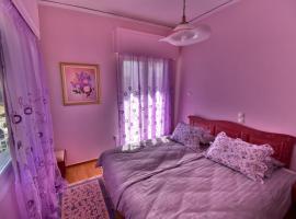 Hotel Foto: Classy 2 bedroom apartment under Acropolis at Thissio